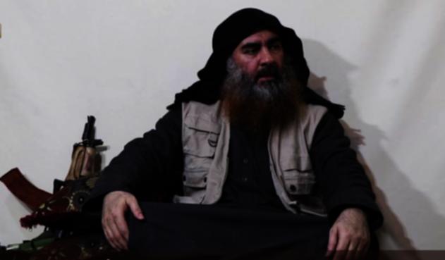 Abu Bakr al Bagdadi, líder del Estado Islámico reaparece en video después de cinco años