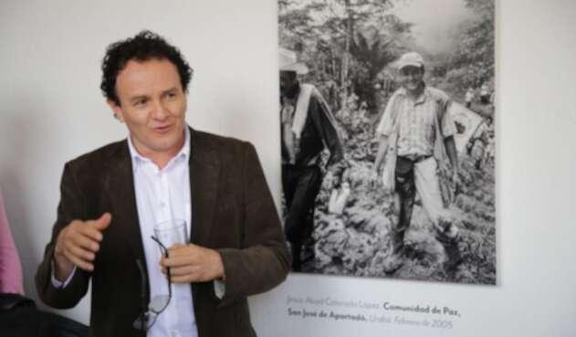 Jesús Abad Colorado, fotógrafo colombiano