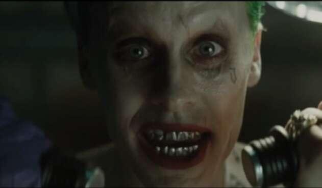Jared Leto como el 'Joker'
