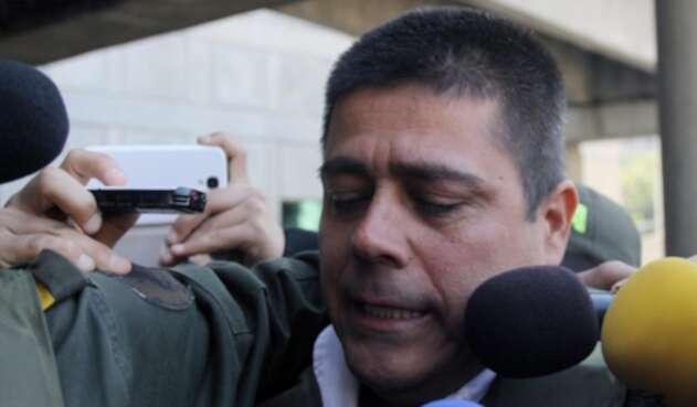 Juan Carlos Meneses, testigo en caso de los 'Doce apóstoles'.