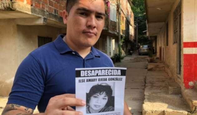 La mujer chilena completó 25 días desaparecida.