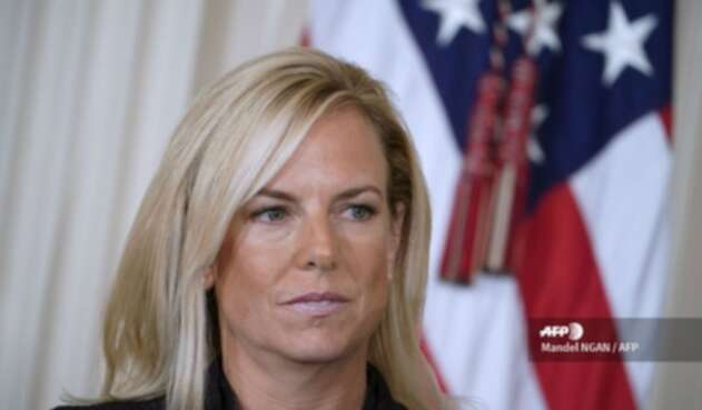 Kirstjen Nielsen renunció a su cargo como secretaria de Seguridad Nacional de EE.UU.
