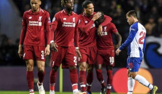 Liverpool derrotó al Porto.