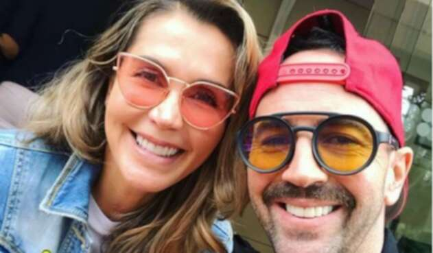 Isabel Cristina Estrada y Lucas Arnau