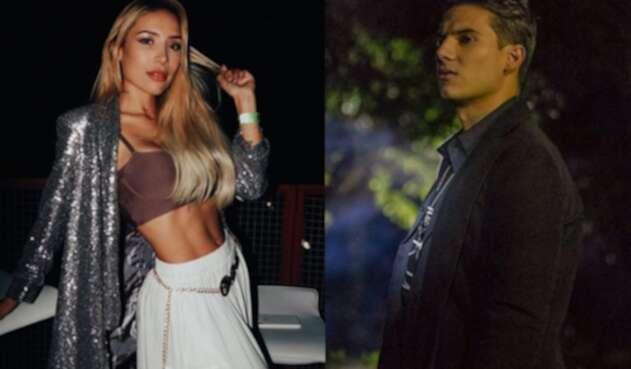 Los cantantes fueron vistos en un concierto en Valledupar dándose un beso.
