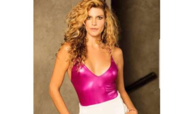 Mabel Moreno, actriz de la Ley del Corazón