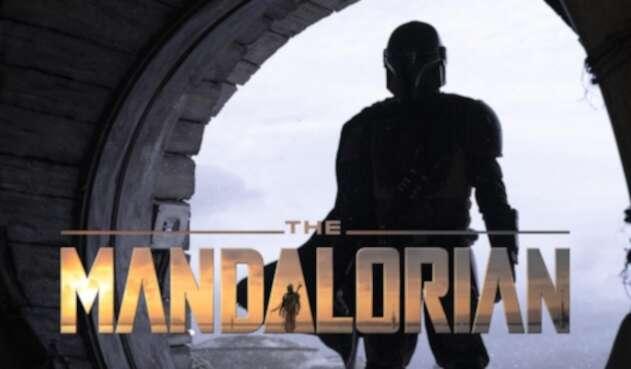 Imagen oficial de la serie 'The Mandalorian'