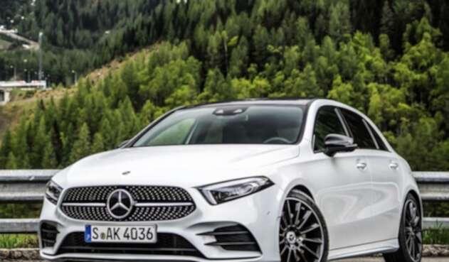 Automóviles de Mercedes