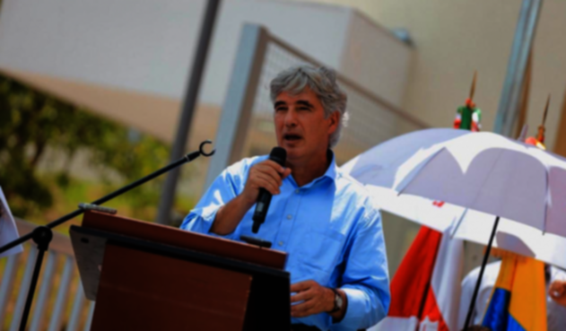 Ministro de Salud, Juan Pablo Uribe Restrepo