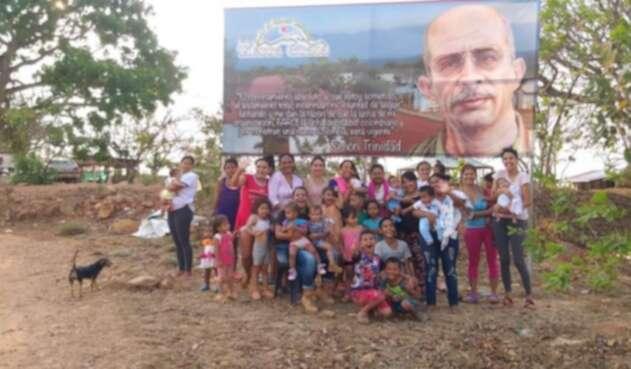 Exintegrantes de las Farc denuncian el asesinato de su hijo nacido en zona de reincorpración