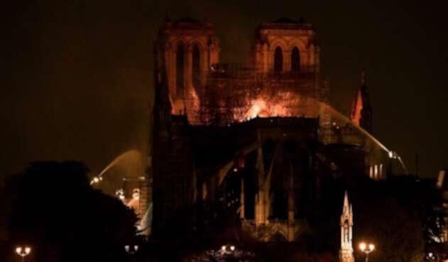 Catedral de Notre Dame, en París