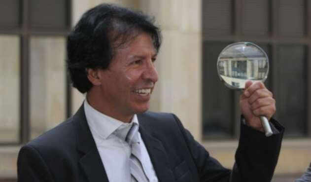 Pablo Bustos, director de la Red de Veedurías.