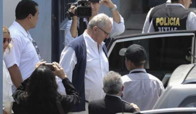 Pedro Pablo Kuczynski fue encarcelado