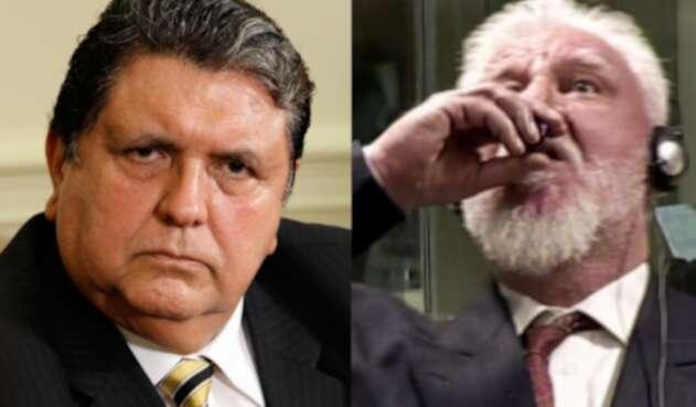 Políticos suicidas