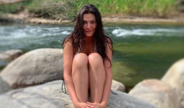 Katherine Porto, actriz colombiana.
