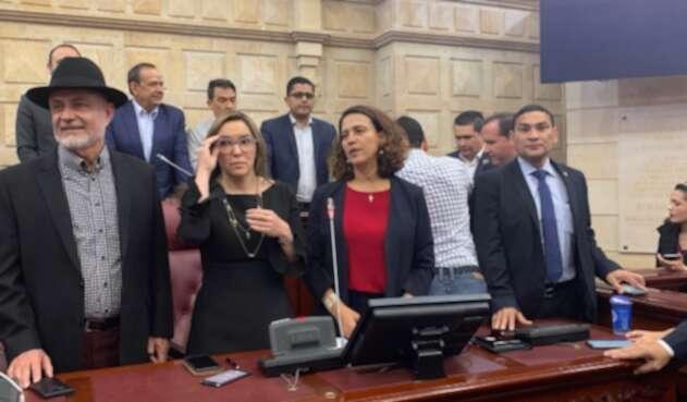 Ministras de Minas y del Interior presentan sistema general de regalías