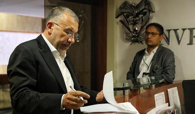 Senador Roy Barreras presenta recusación en la Comisión de Acusación