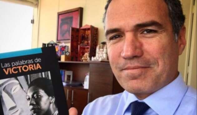 El actor trinó un mensaje sobre la muerte del ex Presidente de Perú