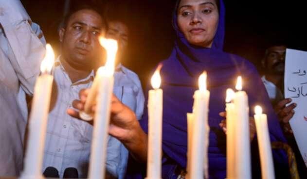 Comunidad de Sri Lanka vivió una ola de atentados