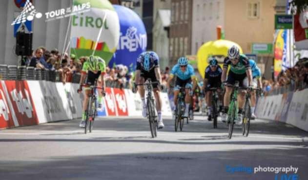 Tour de los Alpes, primera etapa