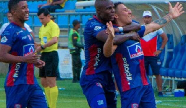 Unión Magdalena goleó a Patriotas en la fecha 14 de la Liga Aguila