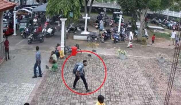 Autor de atentado en Sri Lanka