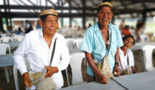 Indígenas Jiw (Guayabero) del Guaviare