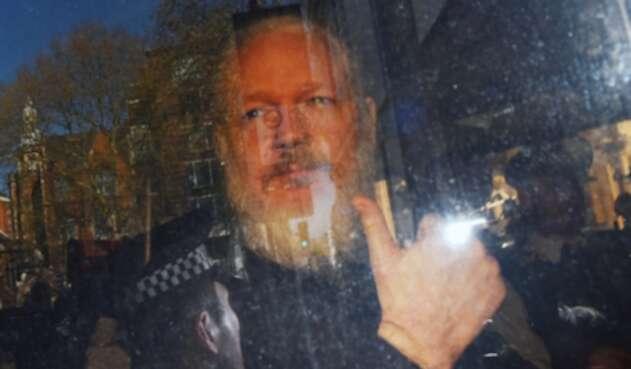 Capturan a Julian Assange