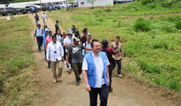ETCR Dabeiba, Antioquia