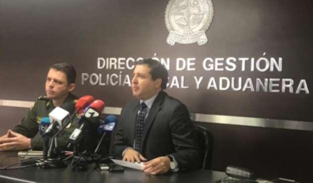 Policía, Fiscalía y Dian desmantelan red de corrupción