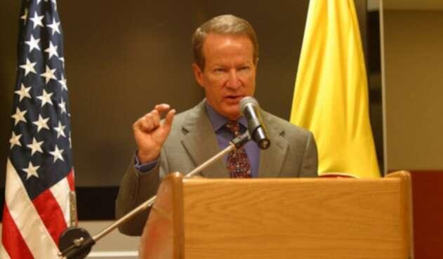 William Brownfield, exembajador de Estados Unidos en Colombia
