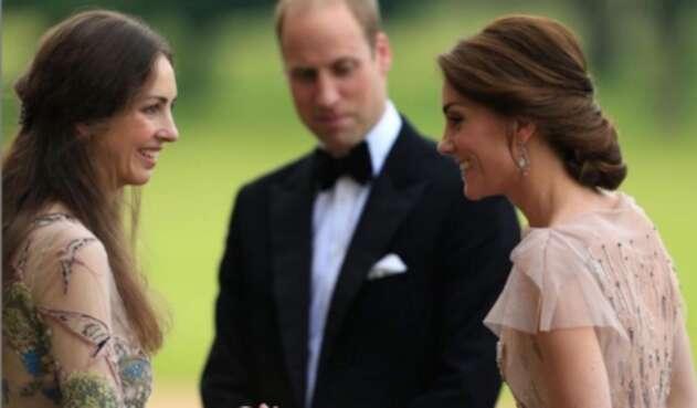 Infidelidad del Príncipe William