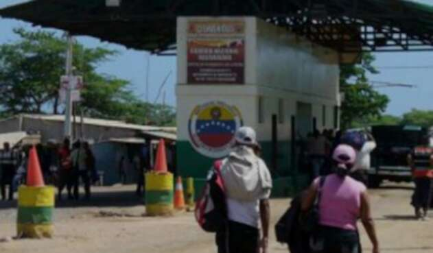 Los padres se recupera satisfactoriamente en el centro asistencial en Maicao