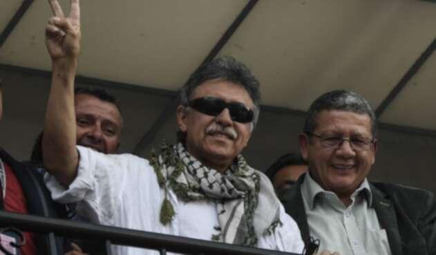 Jesús Santrich recuperó su libertad, tras ser acusado de narcotráfico