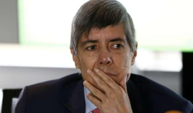 Alan Jara, exgobernador del Meta