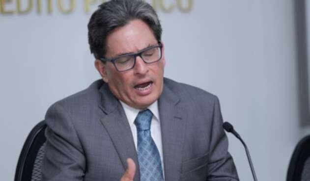 Alberto Carrasquilla, ministro de Hacienda