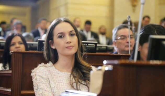 Ana María Castañeda, congresista de Cambio Radical