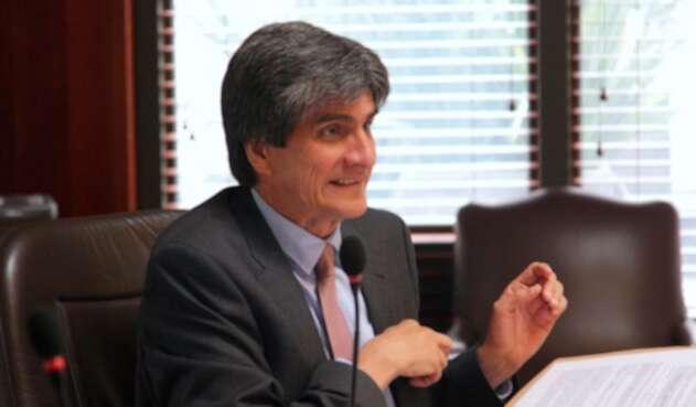 Antonio Lizarazo, magistrado de la Corte Constitucional