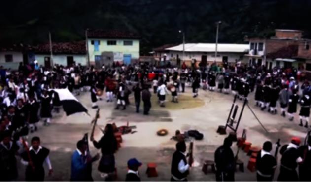 Autoridades indígenas en disputa generaron la compleja caucionan en Aponte