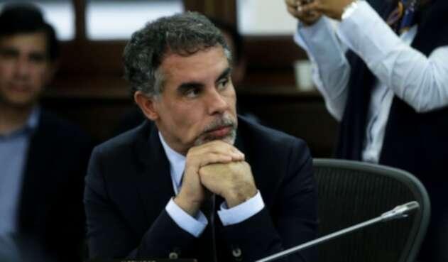 El senador de La U, Armando Benedetti.