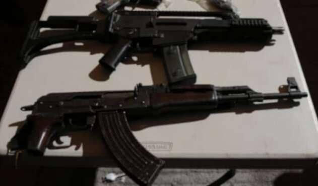 Armas imagen de referencia