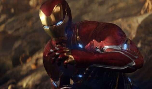 Iron Man en Avengers: Infinity War