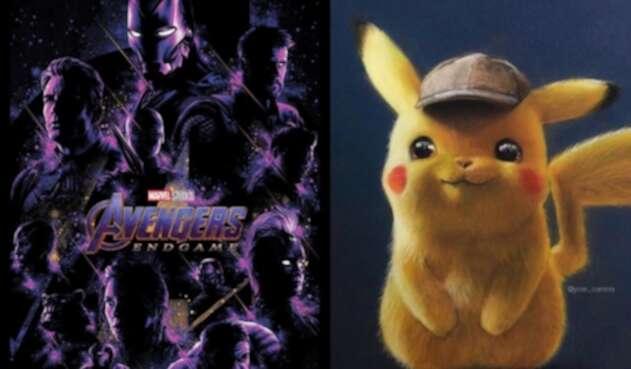 La cinta no logró superar al proyecto de Marvel.
