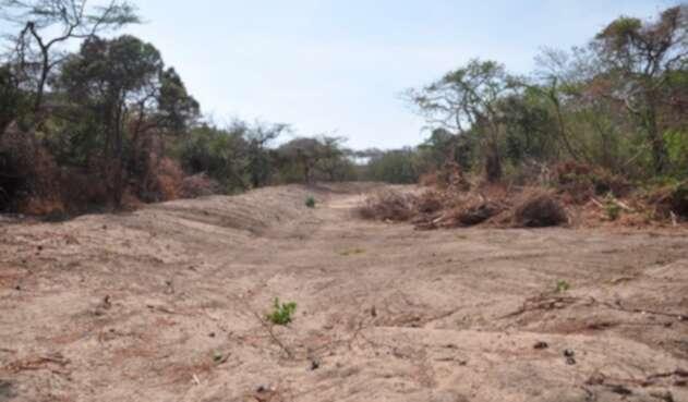 Bahía Concha, en el Parque Tayrona