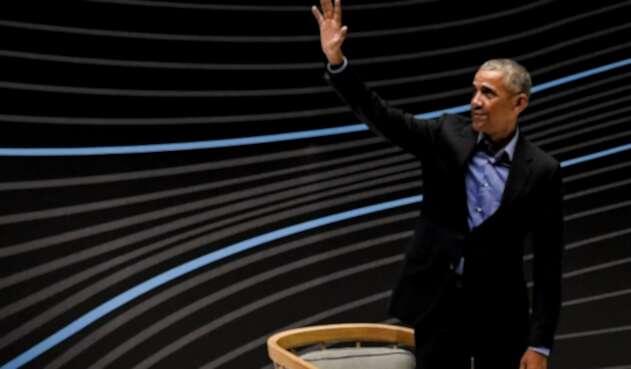 El expresidente Barack Obama.