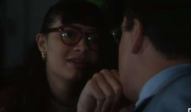 Los colombianos revivieron el emotivo momento en que Betty hizo el amor con 'Don Armando'.