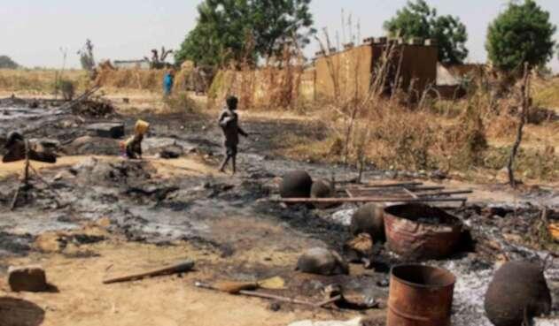 Imagen de referencia de Boko Haram
