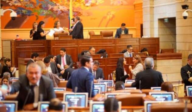 La Cámara de Representantes