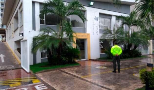 Uno de los inmuebles en Cartagena objeto de extinción de dominio por caso Cardique