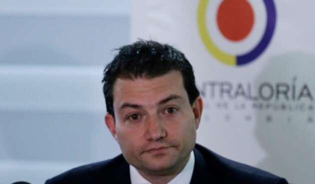 Carlos Felipe Córdoba, contralor general de la República